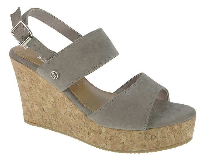 Casual Wedge Sandal