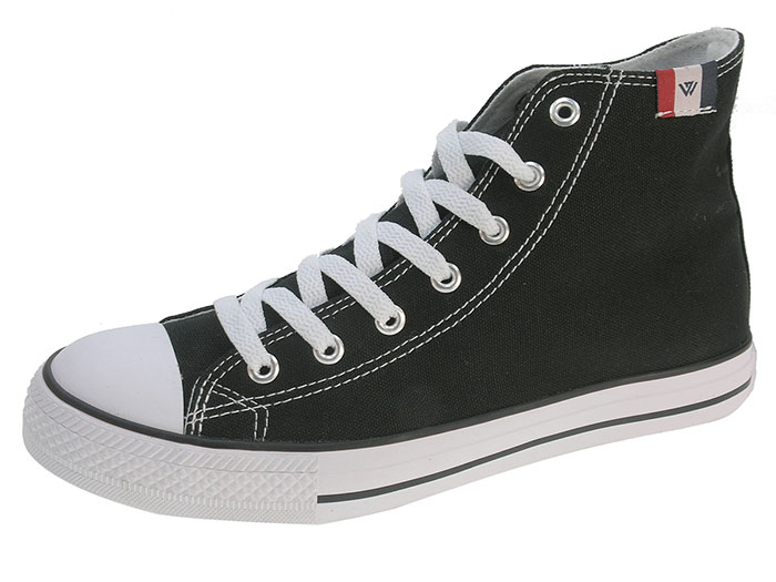 Canvas Boot